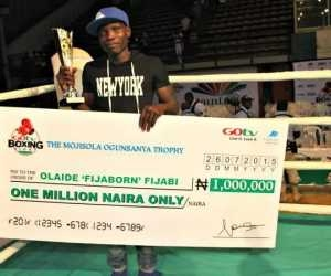 Boxing Night: Fijabi Resumes Training, Eyes National Title